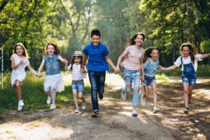 Crescere figli sicuri di sé
